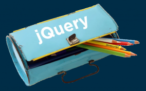 jQuery is an example of a programming library
