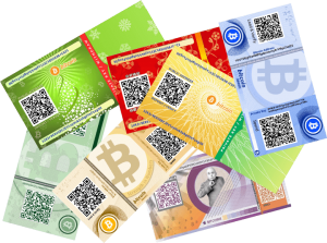 paper wallets for cold storage of bitcoin, ether, litecoin, and other cryptocurrencies