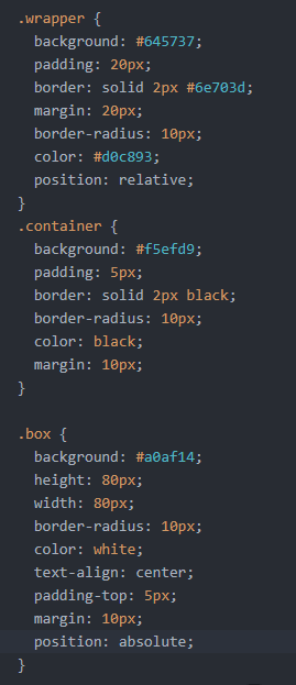 CSS Position Property - forNoobs